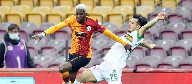 Galatasaray 2-3 Aytemiz Alanyaspor