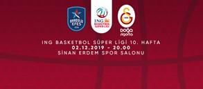 Maça Doğru | Anadolu Efes - Galatasaray Doğa Sigorta