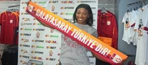 Cursty Jackson yeniden Galatasaray'da