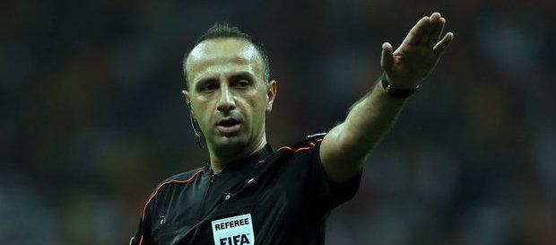 Antalyaspor maçını Barış Şimşek yönetecek
