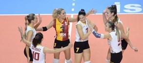 Aydın Büyükşehir Belediye 1-3 Galatasaray HDI Sigorta