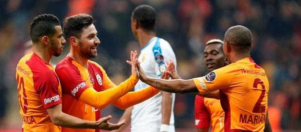 Galatasaray 6-0 Ankaragücü