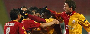 Dinamo Bükreş 0 - Galatasaray 3