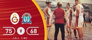Galatasaray 75–68 Buducnost Bemax