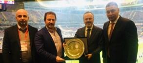MKE Ankaragücü maçı öncesi dostluk yemeği