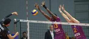 Galatasaray HDI Sigorta 2-3 Halkbank