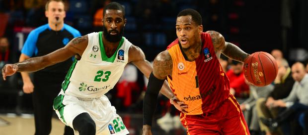 Galatasaray Odeabank 65–84 Darüşşafaka Basketbol