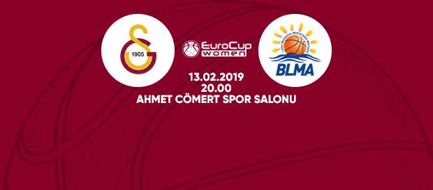 Maça doğru | Galatasaray – BLMA