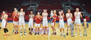 Galatasaray 56–40 Abdullah Gül Üniversitesi