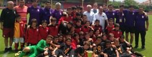 U13 Takımımız Türkiye Şampiyonası İçin Eskişehir'de