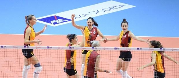 Kuzeyboru 1-3 Galatasaray HDI Sigorta