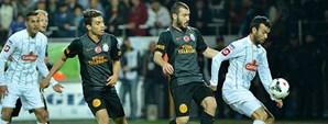 Çaykur Rizespor 1 - 1 Galatasaray