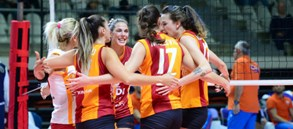 Galatasaray HDI Sigorta 3-0 CSM Targoviste
