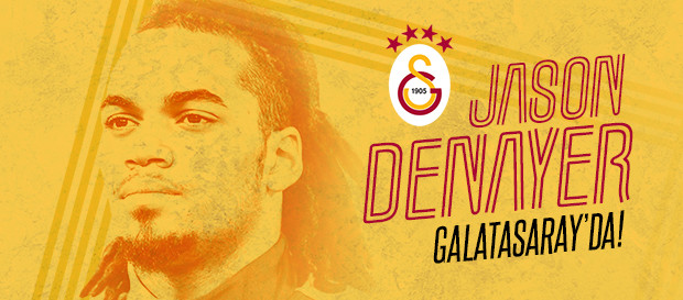 Jason Denayer Galatasaray'da