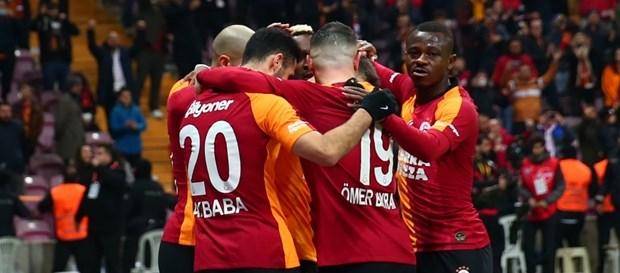 Galatasaray 1-0 BtcTurk Yeni Malatyaspor