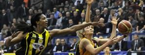 Fenerbahçe 82 - Galatasaray 55