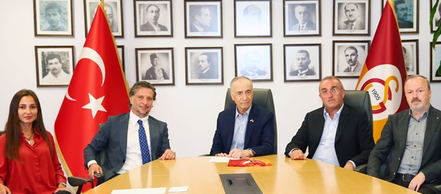 Galatasaray ile Magdeburger Sigorta sponsorluk anlaşması imzaladı