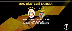 SL Benfica maçı biletleri satışta