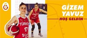 Gizem Yavuz Galatasaray'da!