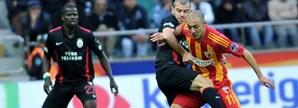 Kayserispor 0 - 2 Galatasaray