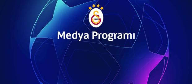 Real Madrid Maçı Medya Programı