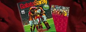 Galatasaray Dergisi'nin Yeni Yıl Sayısı Bayilerde