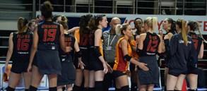 Galatasaray HDI Sigorta 0-3 Eczacıbaşı Vitra