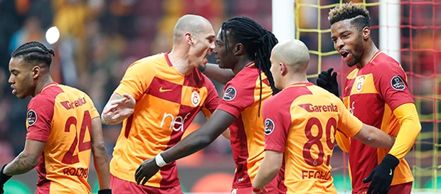 Galatasaray 3-0 Antalyaspor