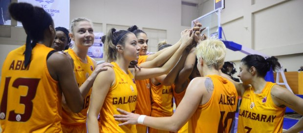 Gündoğdu Adana Basketbol 80 - 94 Galatasaray