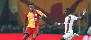 Galatasaray 0 - 1 Paris Saint-Germain