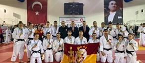 Spor Toto Süper Ligi'nde Kadın ve Erkek Judo Takımlarımız Namağlup Şampiyon