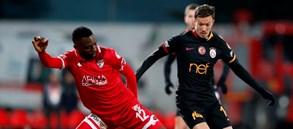 Boluspor 0-1 Galatasaray