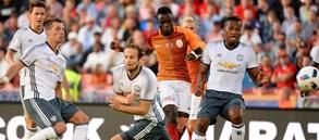 Hazırlık Maçı | Manchester United 5 - 2 Galatasaray
