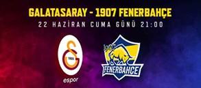 Maça doğru | Galatasaray – 1907 Fenerbahçe
