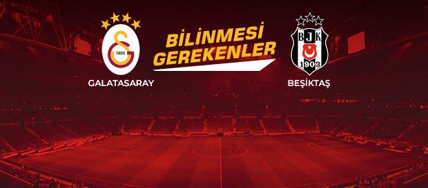 Opta Facts | Galatasaray - Beşiktaş