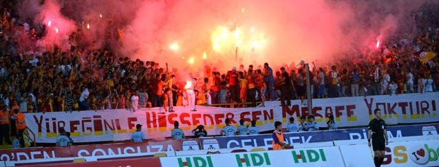 Maça Doğru: Galatasaray – Malaga CF