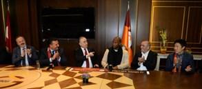 Galatasaray OGC Nice Kulübü ile de işbirliği yapacak