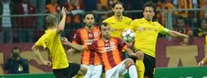 Galatasaray 0-4 Borussia Dortmund