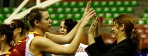 TBBL | Mersin BŞB 63 - Galatasaray 85
