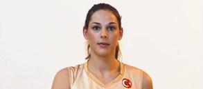Galatasaray Daikin Charlotte Leys ile Devam Dedi