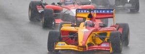 Superleague Formula Heyecanı Fransa'da Başladı