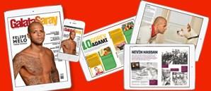 Galatasaray Dergisi'nin 144. Sayısı Çıktı