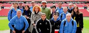 UEFA Elit Genç Futbolcu Gelişimi Semineri İstanbul'da Yapıldı