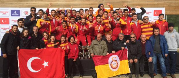 Türkiye Kupası Şampiyonu Galatasaray