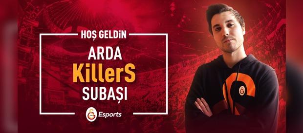 "Arda ""KillerS"" Subaşı Galatasaray Espor'da"