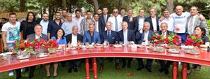 UEFA Kupası Daveti Florya'da Gerçekleştirildi