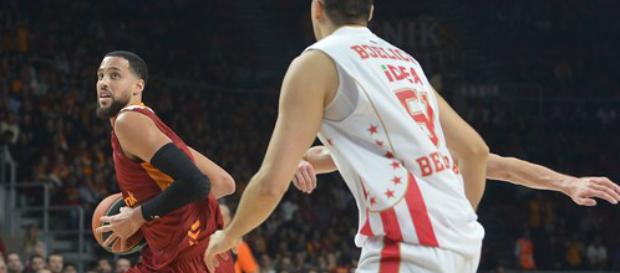 Kızılyıldız MTS 77–58 Galatasaray Odeabank