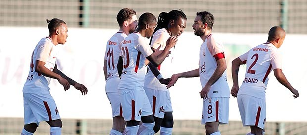Galatasaray 5 - 0 Tuzlaspor
