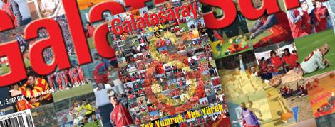 Galatasaray Dergisi 30. Sayı İçeriği