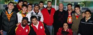 Galatasaray Japonya'ya Uçtu
